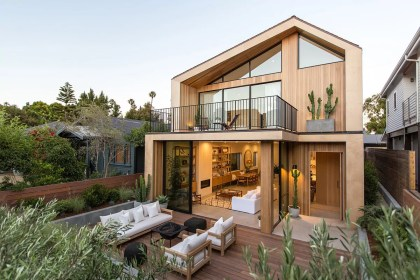 houses modern wooden creative amoroso residence most venice california angeles los
