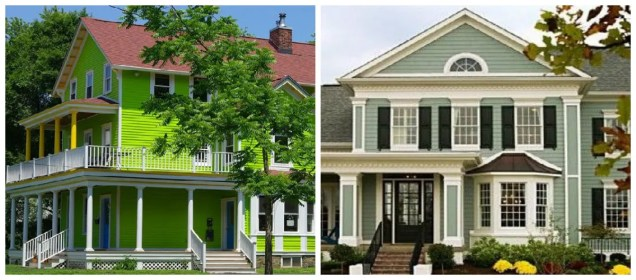 exterior paint colors trends interior stylish