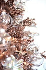 rose gold christmas tree decorations pink wallpapers lovely background decor trees themes loving believe xmas gifts bless god merry cozy