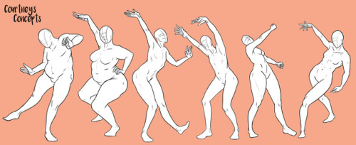 pose poses reference dancing drawing deviantart drawings dance references draw getdrawings dancers fer chibis paintingvalley
