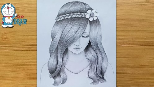 pencil drawing sketch draw sketches farjana academy drawings step realistic tutorial beginners aug august