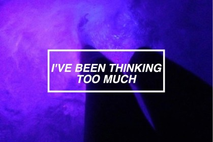 aesthetic purple grunge dark quotes neon quote violet blurry things motivational nights emo tagged