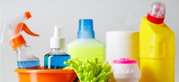 Household Cleaning Products HEADER 2