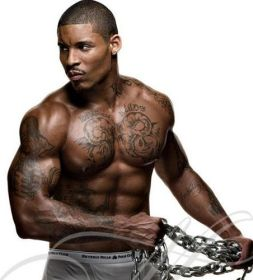 african american tattoo tattoos muscle tatted fitness health arm inked male tatts models guys americans chest awesome nice entertainmentmesh sleeve