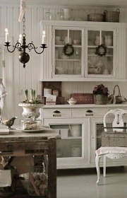 shabby chic kitchen decor designs accessories kitchens awesome