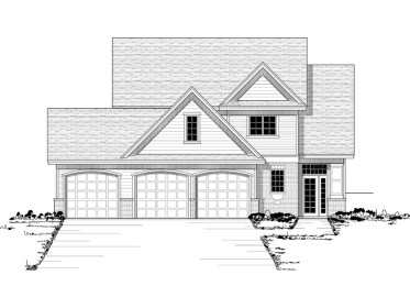 story sketch plan draw drawings plans floor layout architect three garage sketches front bedroom neoclassical hermitage haven 091d traditional main