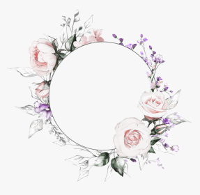 floral flower highlight frame instagram backgrounds frames background hd picsart light borders icons border wedding обои watercolor wreath du iphone