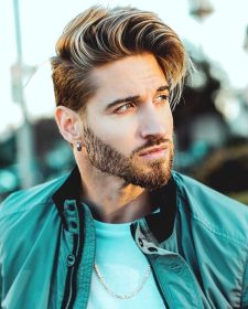 hairstyles mens hairstyle male haircuts trends latest short side parted haircut modern trendy stylish popular hottesthaircuts combover undercut messy cool