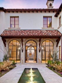 Cool! Here is Why California Style and Spanish Colonial