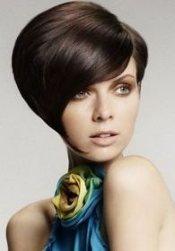hairstyles short 1970s 70s hair bob haircut hairstyle 1970 wedge haircuts styles seventies stacked retro