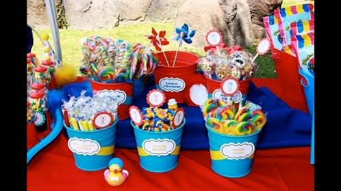 birthday party carnival games backyard boys circus themes decorations fun awesome