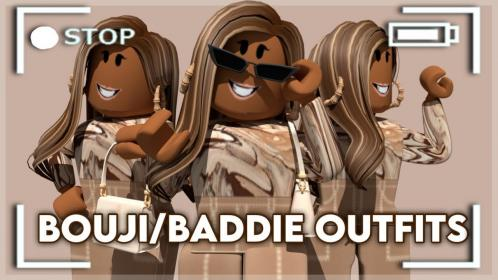 BOUJI/BADDIE AESTHETIC OUTFITS ON ROBLOX YouTube