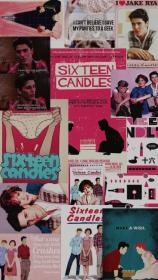 aesthetic 80s collage retro iphone movies candles film wallpapers sixteen 90s 70s taylor backgrounds films open