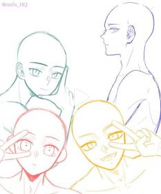anime poses reference drawing base sketches pose drawings zeichnen body manga couple sketch figuren dessin funny chibi bases dibujo bocetos