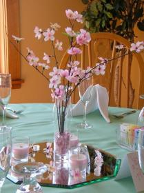 cherry blossom wedding centerpieces Google Search