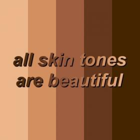 aesthetic brown quotes aesthetics skin beige equality quote colors tone pins warm power retro beauty stuff depigmentation tones colours weheartit