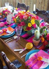 Your Guide To Festive Mexican Inspired Table Styling