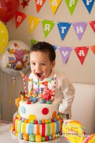 birthday party boy toddler kid celebration themes pocoyo event son children cakes diy 1st parties baby sons