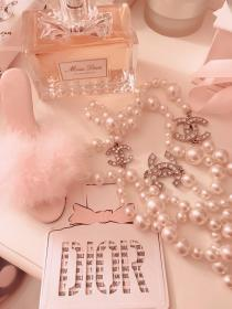 Blush the new black Rose gold aesthetic, Pastel pink