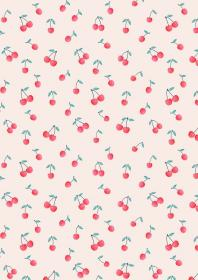aesthetic patterns iphone pattern wallpapers cherry fond backgrounds kawaii vsco pastel soft kind papers écran prints pink ecran phone simple