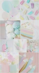 pastel background wallpapers cute sweet backgrounds iphone kawaii pastels pretty aesthetic laptop collage pantalla sweets android fondos girly cool rainbow