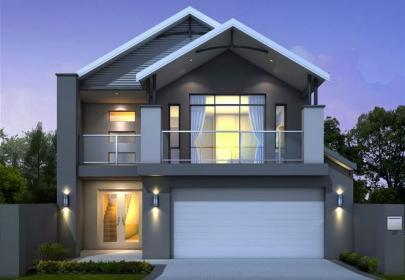 storey casas homes pisos story modern plans designs narrow casa fachada houses contemporary fachadas architecture piso perth single bonitas block
