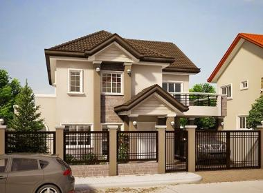 storey simple houses plans exterior casas bedroom build pinoy own homes floor balcony architecture rooms jbsolis thoughtskoto inside fachadas pintar