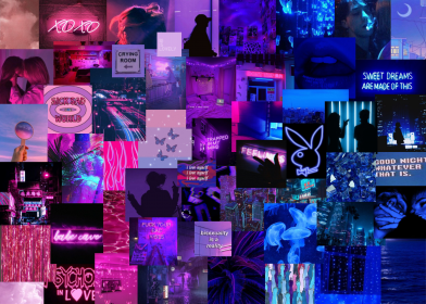 aesthetic laptop bisexual collage ios ipad tablet flag wallpapers