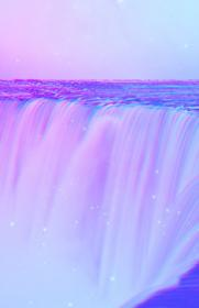 pastel purple aesthetic lavender wallpapers backgrounds glitter background waterfalls pink cute hd lilac light neon chanel inspirational kawaii pretty favim