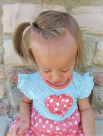 hairstyles toddler easy hair less must baby minutes short cute messy styles haircuts hairstyle front asian hairdos infant pony hairdo