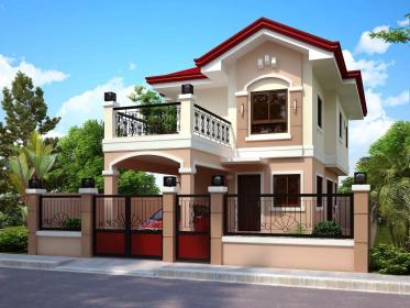 dream casas story exterior storey modern plans philippines houses church rock pisos con fachadas balcon modernas para fachada floor plan