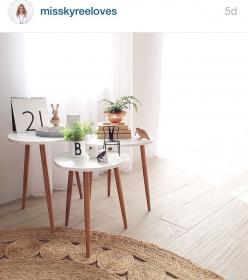 tables contemporary