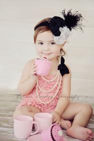 birthday party tea toddler photoshoot baby shoot cute got themes theme princess outfit 2nd emma sets bday children uploaded user
