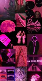 bad aesthetic pink iphone barbie background mood wallpapers backgrounds gangster edgy cartoon vsco purple angel