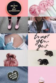 aesthetic tonks potter harry nymphadora pink collage wallpapers hogwarts character cute friends characters visit
