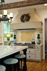 french country kitchen hood kitchens range diy terrell vent hills decor yellow rustic designs cooker create island stove hoods therecipeproject