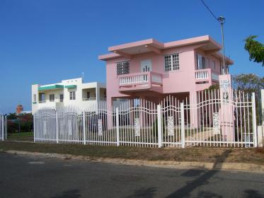 houses puerto rico cement rican caribbean miss colorful area withstand hurricanes unrelenting characteristic history island islands ponce pr ricans traditional