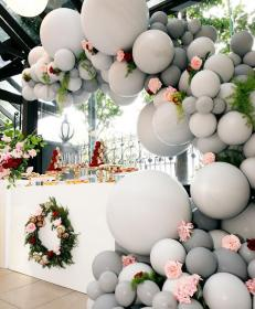 Tendencias para decorar eventos, decoracion con flores de