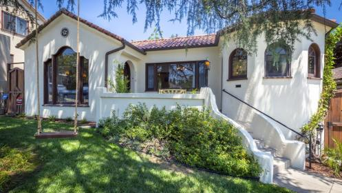 spanish rock la 1920s eagle homes revival architecture bungalow houses mediterranean curbed colonial exterior windows arched fetching 879k asks casas