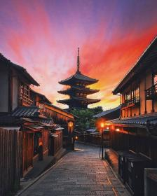 aesthetic japan japanese landscape places asian scenery asia earth travel anime