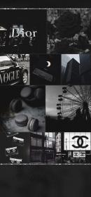 collage aesthetic backgrounds iphone wallpapers grey collages witch android disimpan dari welcome edgy