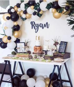 154 Likes, 6 Comments Party Ideas by Kelsey Graves
