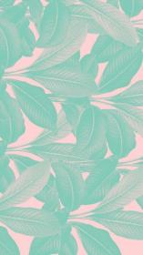 aesthetic backgrounds iphone pink cute wallpapers mint desktop tech asthetic leaves pastel background laptop phone pattern dress patterns computer hd