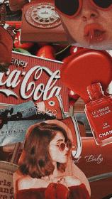 aesthetic retro cola 90s wallpapers 80s backgrounds baddie coke collage pastel iphone coca coco wallpaperaccess apple joalin insbride ru