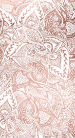 rose gold aesthetic phone iphone wall papel rosa paper salvo uploaded user parede
