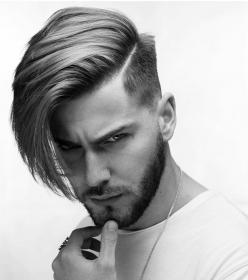 hairstyles side swept undercut boy haircuts hairstyle haircut straight mens amazing change healthy
