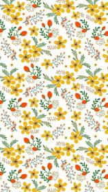 aesthetic patterns wallpapers pattern iphone flowers yellow fondos pantalla cute flower phone backgrounds fabric fondo background floral texture apple app