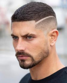 hairstyles hair short haircuts mens haircut fade barber cuts styles tough cool today curly instagram medium