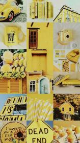 aesthetic yellow pastel wallpapers collage yallow everything wattpad icons background spotools backgrounds mellow cute calendar iphone photography interested change decor
