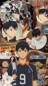 kageyama haikyuu anime cute haikyu picsart edit wallpapers stuff
